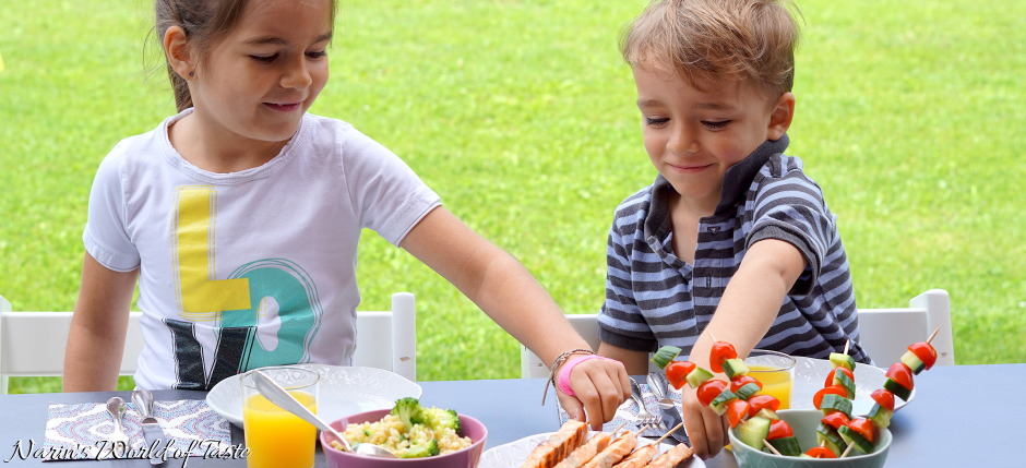 VitaMinis and getting kids to eat healthier!
